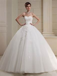 wedding dress strapless tulle bridal gown flowers beading With tulle wedding dress