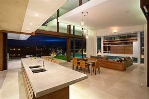 Maison Moderne Australienne Pour Une Famille Moderne
