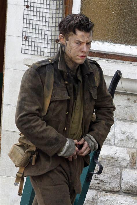 Harry Styles Dunkirk Uniform