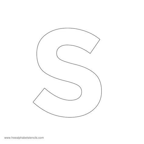 alphabet templates to cut out 7 best images of big printable cut out letters print cut out alphabet letters large letter s