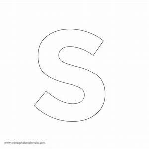 7 best images of big printable cut out letters print cut With large cut out alphabet letters