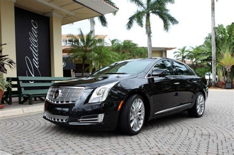 Gm Announces  Cadillac Xts Will Be Produced In China