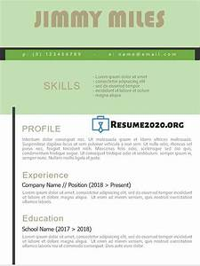 Example For Resume Skills Best Resume Templates 2020 Free 30 Examples In Docx