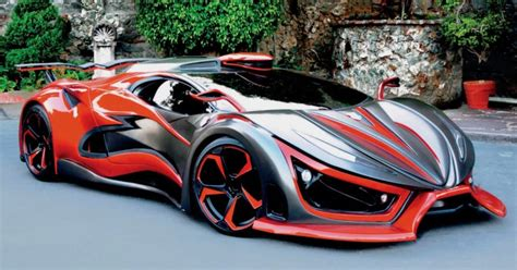 New Mexican Mega Car Called The 'inferno'- Might Be The