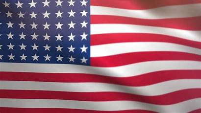 Waving Flag Animated Usa Motion Graphics