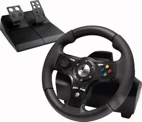 Volante Logitech Xbox 360 Bol Driving Fx Race Stuur Logitech