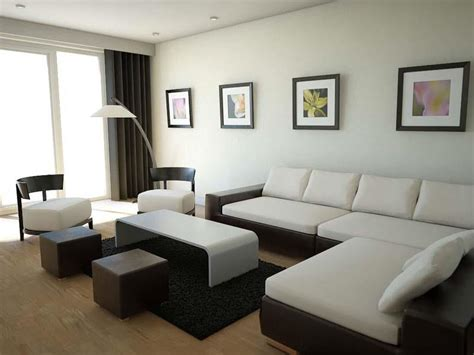 Lounges For Small Living Rooms : Modern Small Living Room Ideas