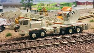 Kershaw Rct150 Railroad Mobile Wreck Crane