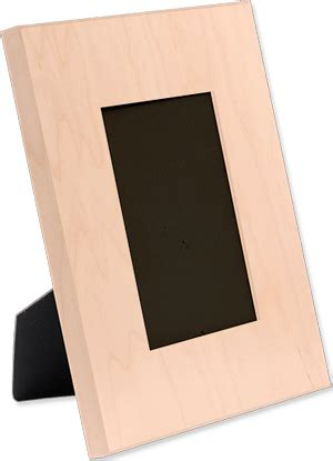 natural wood picture frames unisub
