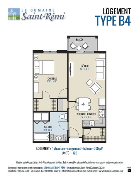 cuisine plan type plan type cuisine plan type b4 tage 3 chambres 2 salles
