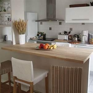Plan Travail Massif : plan de travail bois du massif pour vos projets bois ~ Premium-room.com Idées de Décoration