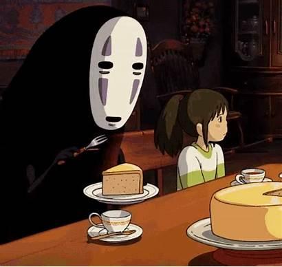 Spirited Away Anime Gifs Ghibli Chihiro Studio