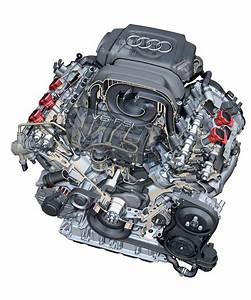 2009 Audi A4 3 2l V6 Engine   Pic    Image