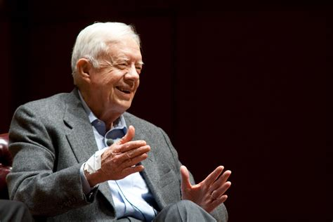 On hearing about Jimmy Carter's cancer diagnosis | America ...