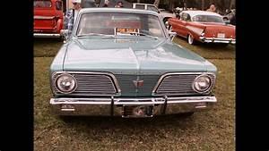 1966 Plymouth Valiant Signet Hardtop Blu