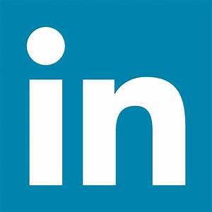 Linkedin Icon | Simple Iconset | Dan Leech