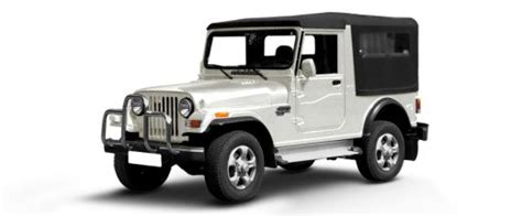 Mahindra Thar 2010-2015 Price In India, Review, Pics