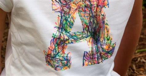 freezer paper stencils  sharpies  fabric markers