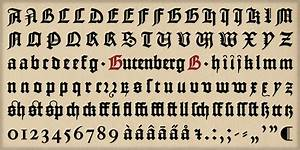 johannes gutenberg printing press letters wwwpixshark With press type lettering