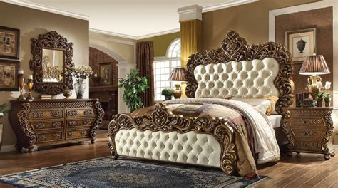 hd  homey bedroom set victorian european classic design