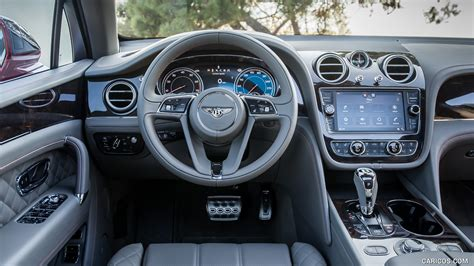 bentley bentayga interior cockpit hd wallpaper