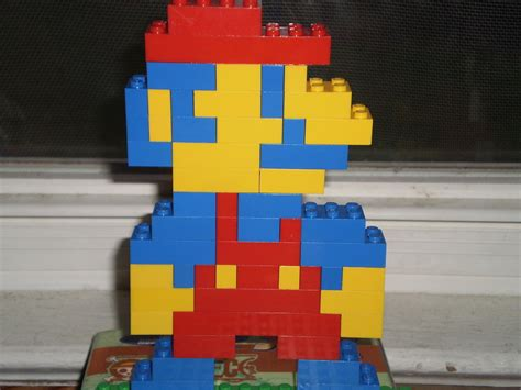 Lego Mario By Shadowmaker12 On Deviantart