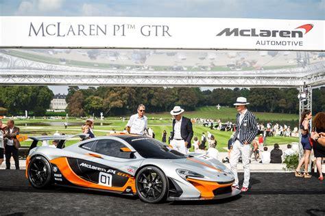 2018 Mclaren P1 Gtr Design Concept Gallery Supercarsnet