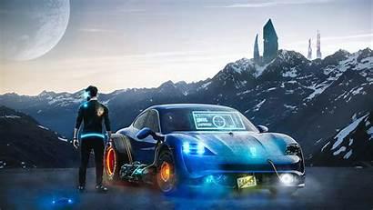 Tech Porsche Wallpapers 1080p Laptop Behance Cars