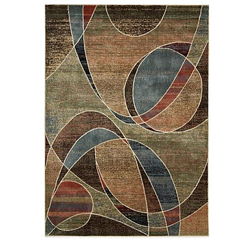 nourison expressions abstract area rug  multicolor wwwbedbathandbeyondcom