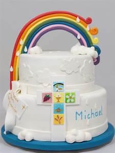 Regenbogen Einhorn Torte : regenbogen rainbow torte cake first communion erstkommunion torten zur erstkommunion ~ Frokenaadalensverden.com Haus und Dekorationen