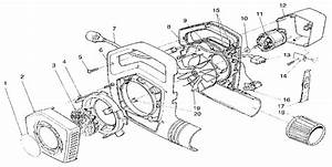Blower Assembly Diagram  U0026 Parts List For Model