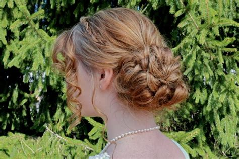 45 Best Images About Bridesmaid And Flower Girl Hair Ideas