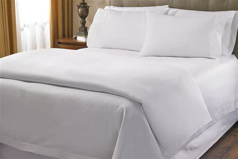 White Blanket Cover by Signature Bed Bedding Set Shop Waldorf Astoria
