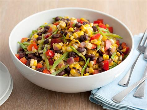 black bean  corn salad recipe guy fieri food network