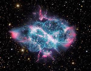 Hubble Heritage: Planetary Nebula NGC 5189 - Starship ...