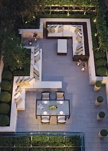 Amenagement Petite Terrasse Exterieur : am nager une terrasse plus de 50 id e pour vous ~ Melissatoandfro.com Idées de Décoration
