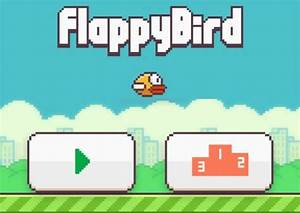 Flappy Bird Creator Says Heu002639s Taking The Game Down