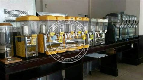 Harga Mesin Merk Gea mesin juice dispenser gea 3 tabung toko mesin madiun