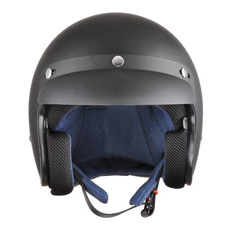 dot motocross vintage retro 3 4 open face motorcycle helmet dot scooter