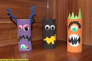 Bastelideen Für Halloween : halloween recycling basteln fuer kinder 22 raffini kinderevents kindereventagentur mannheim ~ Whattoseeinmadrid.com Haus und Dekorationen