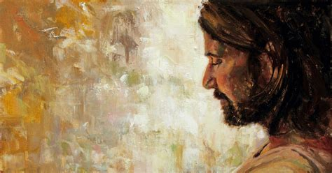 Christ Heals The Blind Man At