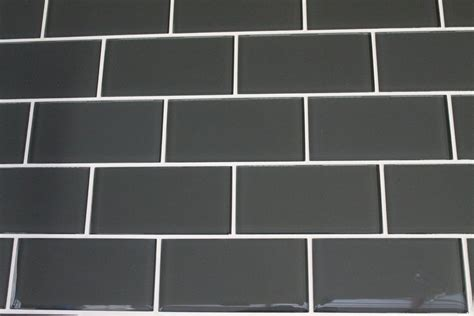 ash 3x6 glass subway tiles rocky point tile glass and
