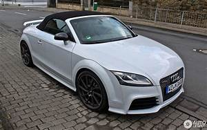 Audi Tt 2016 : audi tt rs plus roadster 9 march 2016 autogespot ~ Medecine-chirurgie-esthetiques.com Avis de Voitures