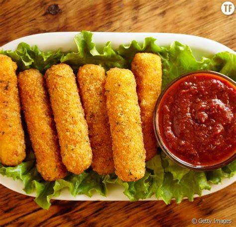recette de cuisine simple et rapide pour le soir mozzarella sticks la recette facile et rapide à 3