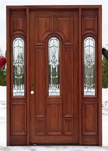 Wood Exterior Doors With Glass | Marceladick.com