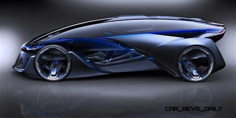 Chevy Concept Car by 2015 Chevrolet Fnr Concept