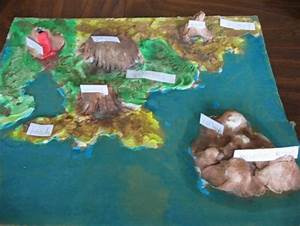 Landforms sculpture   To be, Models and I want