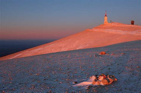 ascension du mont ventoux de nuit 28 juillet 2012