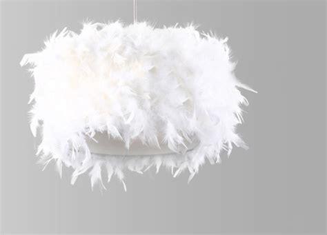 lustre en plume lustre en plume lustre blanc marchesurmesyeux