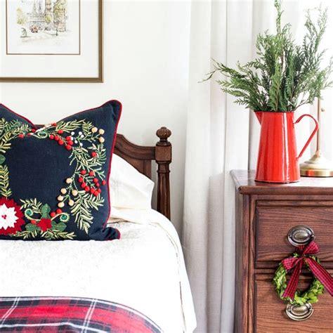 christmas guest room decor ideas  sutton place